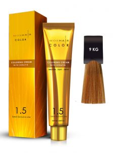 Professional salon hair care products